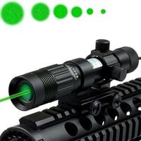 Strong Green Laser Designator /Illuminator/ Hunting Flashlight night vision laser light -- Brand new in box