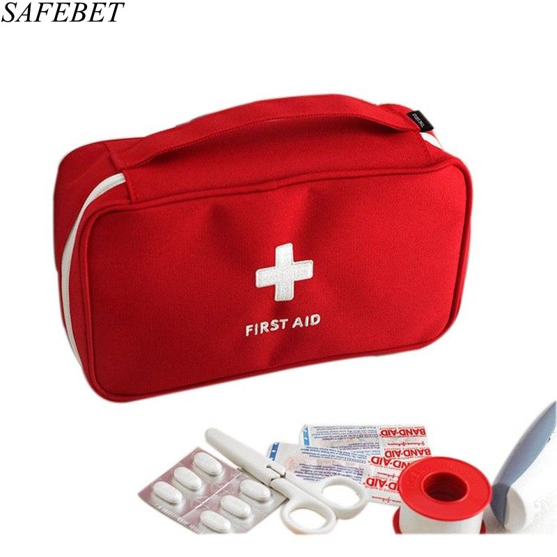SAFEBET Brand Multifunction Fashion Organization Women Travel Security Necessities Waterproof Medical Portable Drug Bags