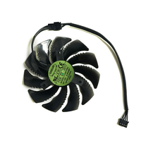 PLD09210S12HH T129215SU GTX1060/1080/1070 GPU Cooler Fan For Gigabyte GTX1080 gtx1070 GTX1060 Mini ITX Cards as Replacement