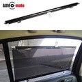 58*125cm Car Retractable Sunshade Car Sun Block Car Curtain Windshield Sunshade Shield Visor Block