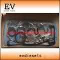 Для Isuzu engine Hiatch EX55 4LE1 полный комплект прокладок головки цилиндра