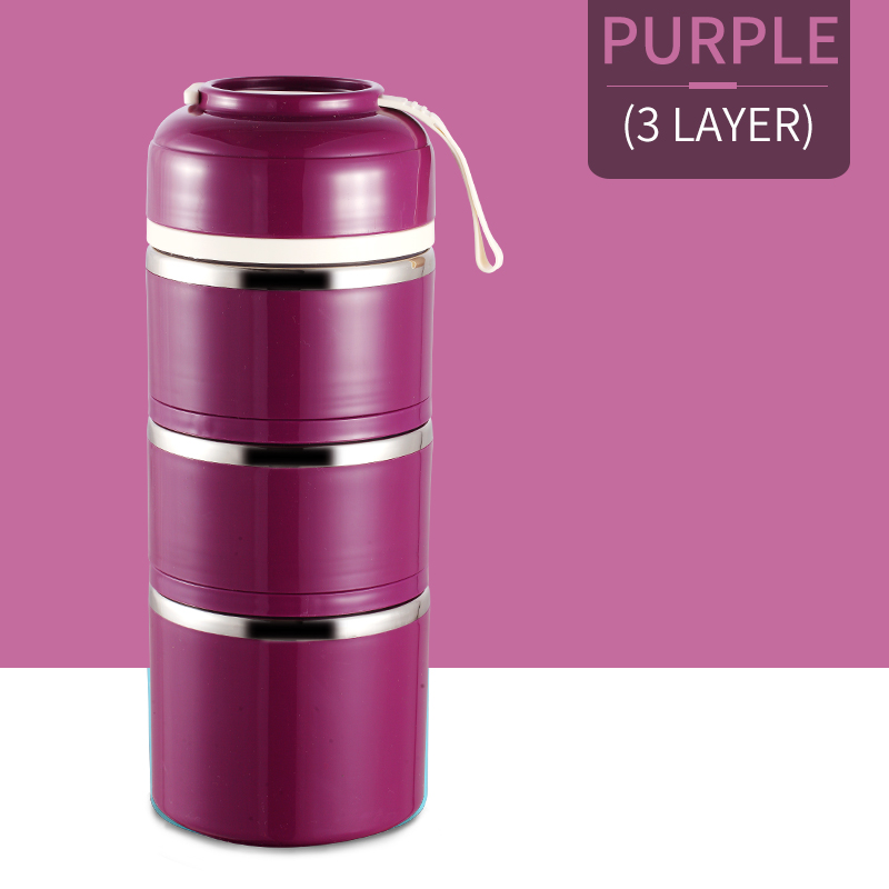 Purple 3 Layer