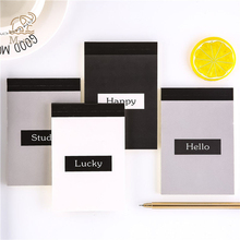 1pc Portable Planner Plan Kawaii Notebook Cute Diary Business Schedule Office School Supplies Stationery To Do List Planner Gift dislobu a5 business notebook leather cover holiday gift imitation daily menos office schedule book business planner office gift