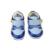 Recién nacido Encantador Primeros Caminante de Algodón Inferior Suave Con Cordones Superficial Sólido Primavera/Otoño Tela Bebé Zapatos de Las Muchachas Zapatos del niño