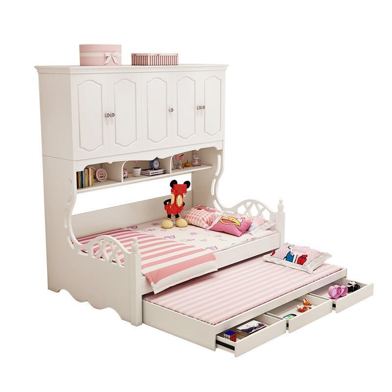 Kids Mebles Dla Dzieci For Children Ranza Lit Enfant Bois Muebles Wood Bedroom Cama Infantil Wooden Baby Child Furniture Bed