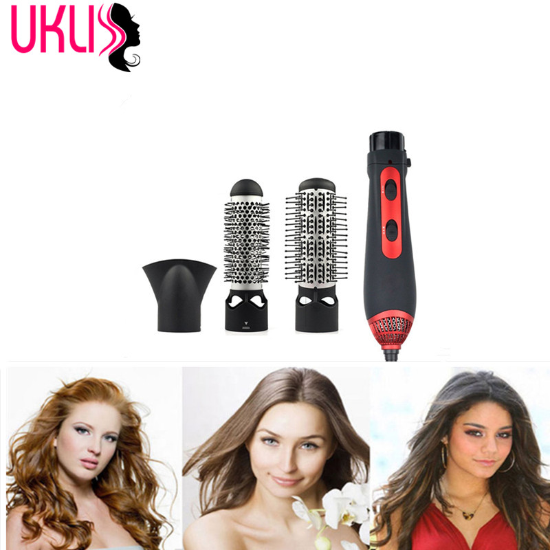 Super Hair Dryer Equipments 10 in 1 Professional Travel 110-240v Hair Styling Set Hot Air Brush Hair Styling Tools