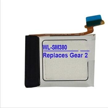 10pcs/lot TTVXO for Samsung Smartwatch Battery Galaxy Gear 2 Neo SM-R380, SM-R381 Battery EB-BR380FBE