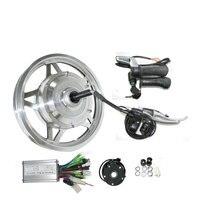 12 250w 36v electric rear wheel hub motor bicicleta electrica kit ebike kit