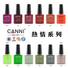 2016 7.3ml 12Pcs 200 Colors Hello Nail Gel Long-lasting Soak-off Nail LED UV Summer Hot Nail Polish