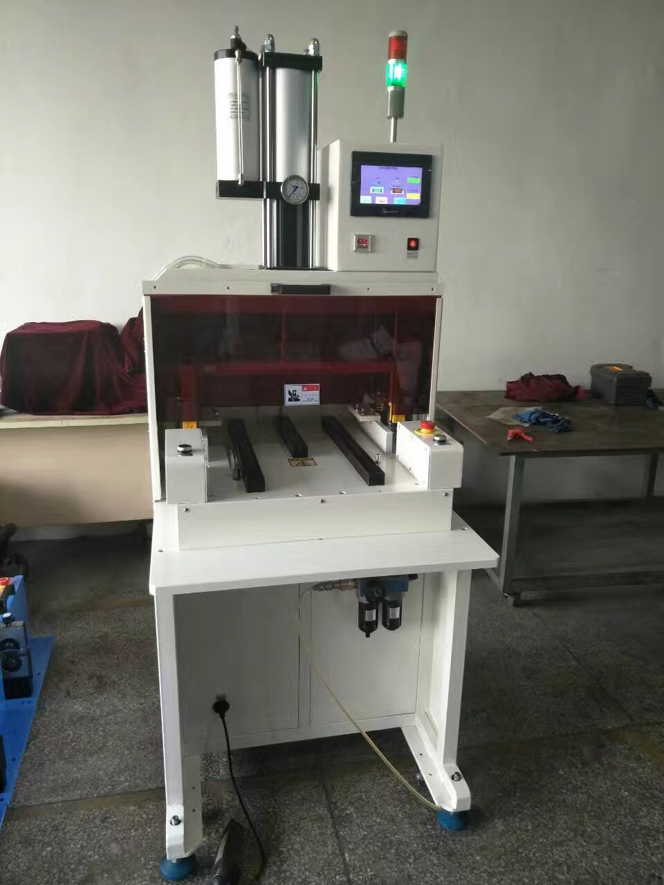 V Cut Pcb Depaneling Machine For Thick Metal Ysvc 330 Depanel In China Coffee Circuit Board Vending Aluminum Punching Flexible X 220mm
