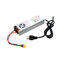 LANTIAN 24V 16.6A 400W Power Supply Adapter for ISDT Q6 Pro Lipo Charger RC Models Drone Multicopter Parts Accessories
