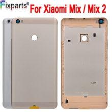 Dla Xiaomi Mi MAX pokrywa baterii tylne drzwi powrót obudowa Case wymiana środkowej części obudowy Max2 dla Xiaomi Mi Max 2 pokrywa baterii