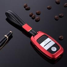 folding car remote key case for KIA K2 RIO K3 K5 KX3 KX5 Sorento Forte Opt Waterproof Silicone