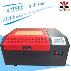 Voiern 50 w wr4040 ruida co2 máquina de gravação a laser, 220 v/100 v cortador a laser, cnc/máquina diygraveing