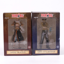 Fairy Tail 2pcs/set PVC Figures Collectible Model Toy