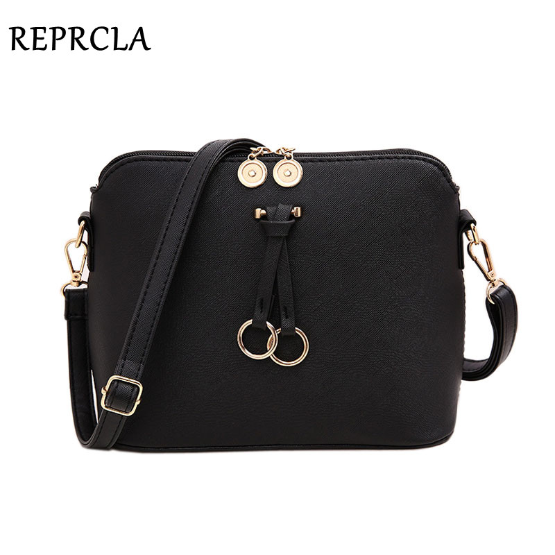 REPRCLA High Quality Tassel Messenger Bags New Fashion Women Crossbody Shoulder Bags Designer Handbags Shell Bags