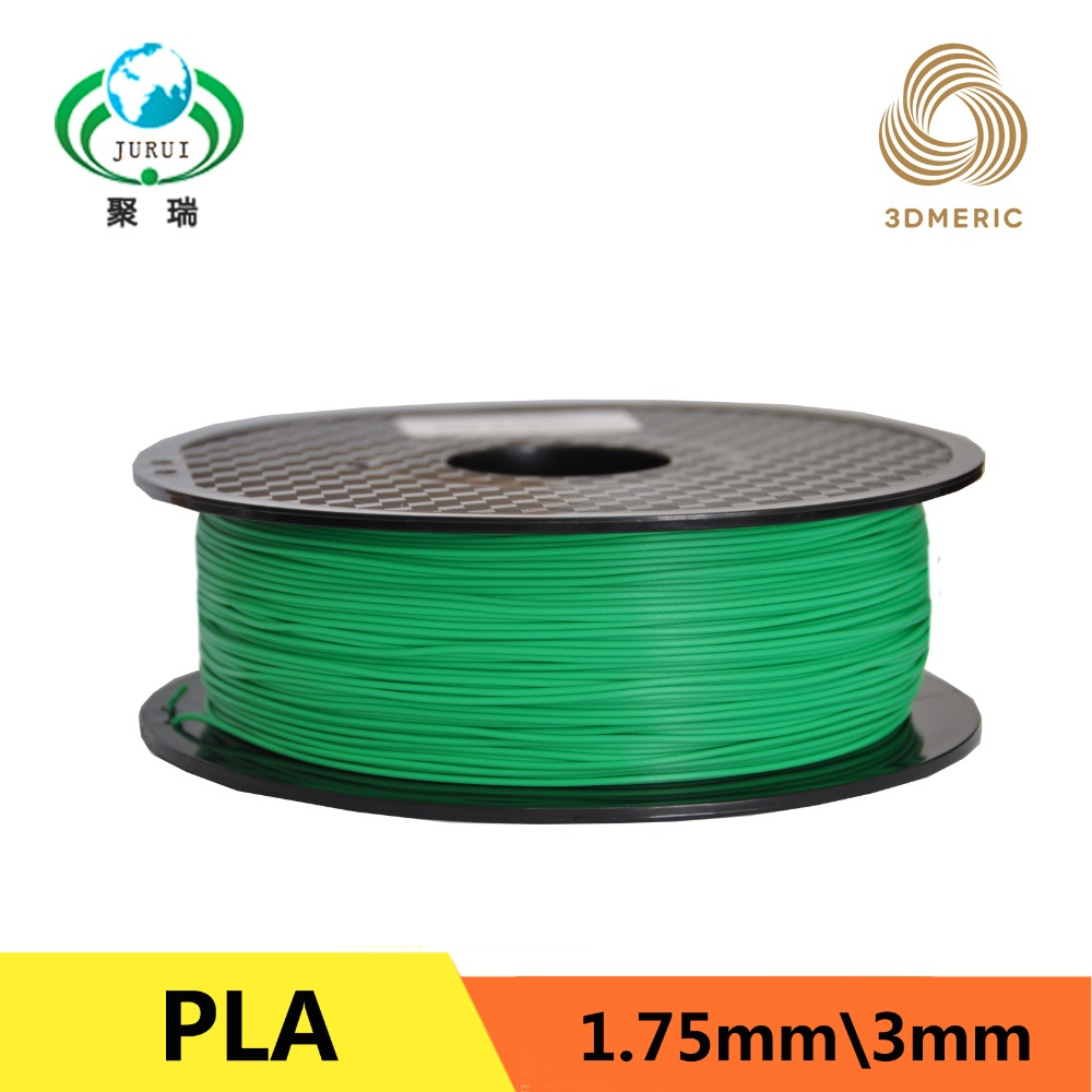 free shipping 3D Printer Filaments plastic Rubber Consumables Material ROHS certified 1 75mm ABS PLA Optional