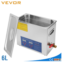 VEVOR Dual-frequency Car Mate 6l Ultrasonic Cleaner