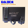 [DHL FREE] MEELO COMBO update X SOLO MINI 3 Dual DMIPS Processor HD 1080P Satellite Receiver 4GB Serial Flash DVB-S2+DVB-T2/C