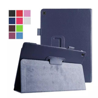 10 Colors For ASUS Zenpad 10 Z300C Z300CL Z300CG 10 1 Tablet Pc Flip Stand PU