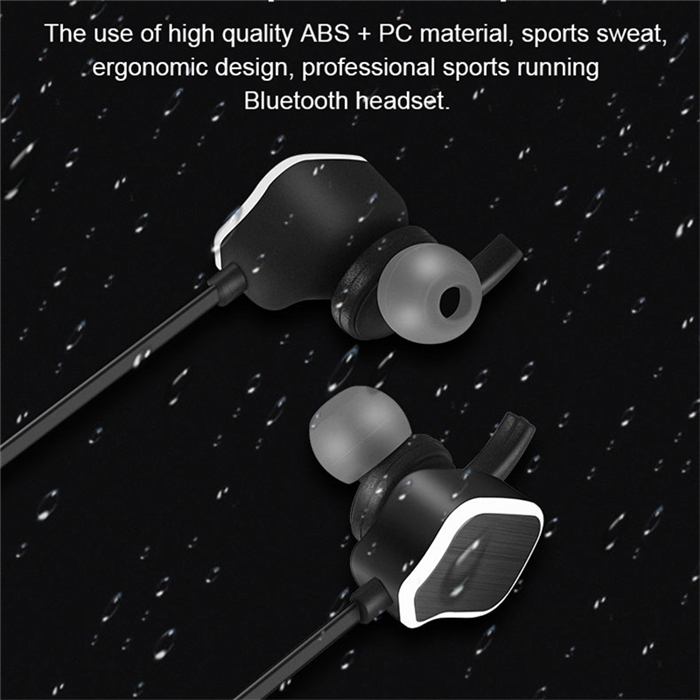 Bluetooth Earphone Magnetic Switch Handsfree Sport Wireless Headsets Stereo Running Gym Music CSR4.1 Handsfree for LG Lotus