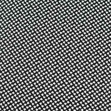 1 Pezzo Tilda Panno 100% Cotone Fabic Piccolo Whitehearts 50*50 Cm Patchwork Cucito Tessuto Per Trapunte Artigianali, Giocattoli Portafogli Pb149 Qualità Eccellente