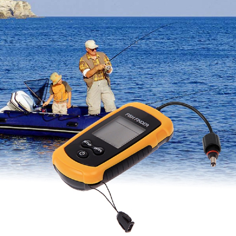 handheld depth finder promotion-shop for promotional handheld, Fish Finder