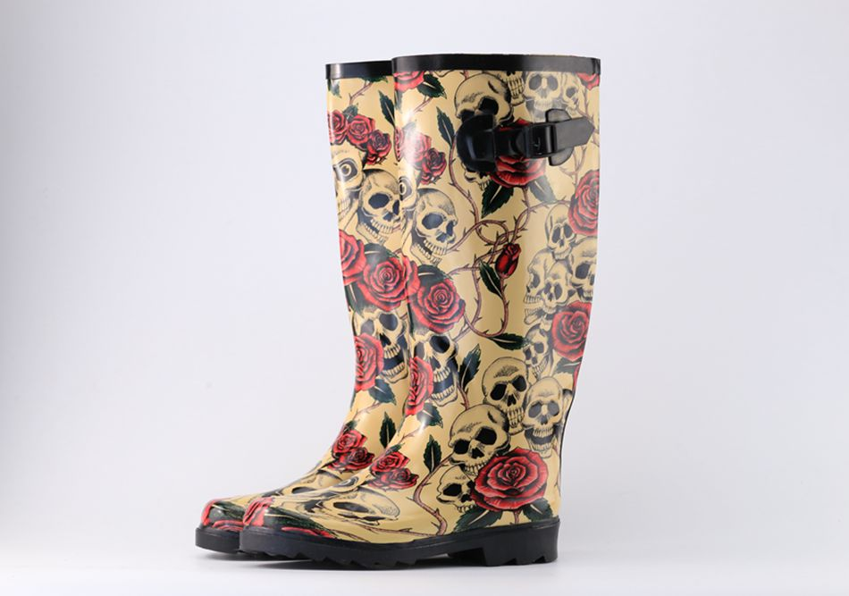 Shoes Last Skull Style 3