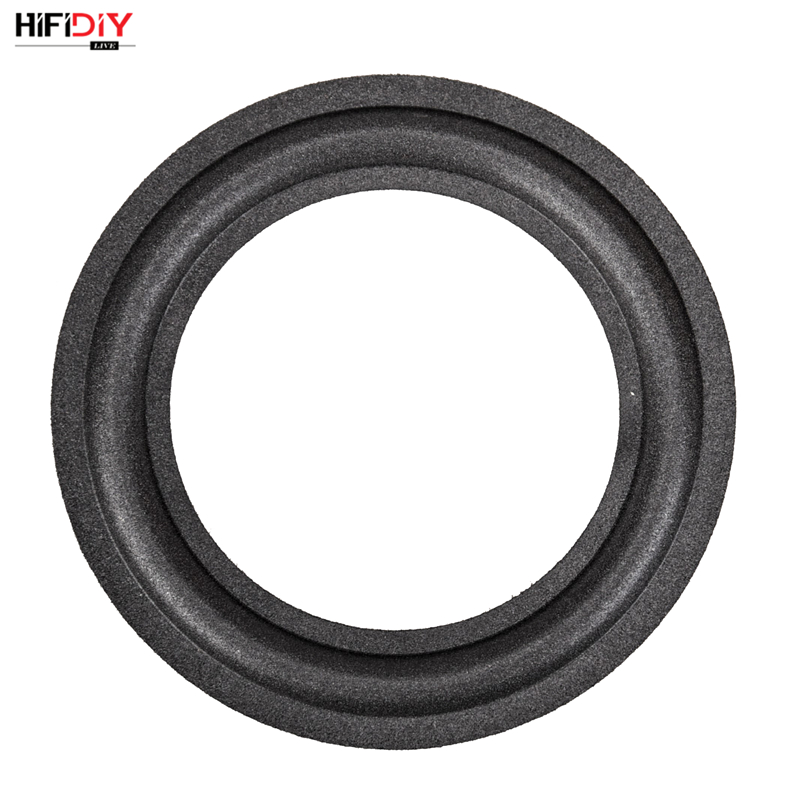 HIFIDIY LIVE 2-12 Inch Woofer Speaker Repair Parts Accessories  Foam Edge Folding Ring Subwoofer(50~290mm) 3 3.5 4 5 6.5 8 10