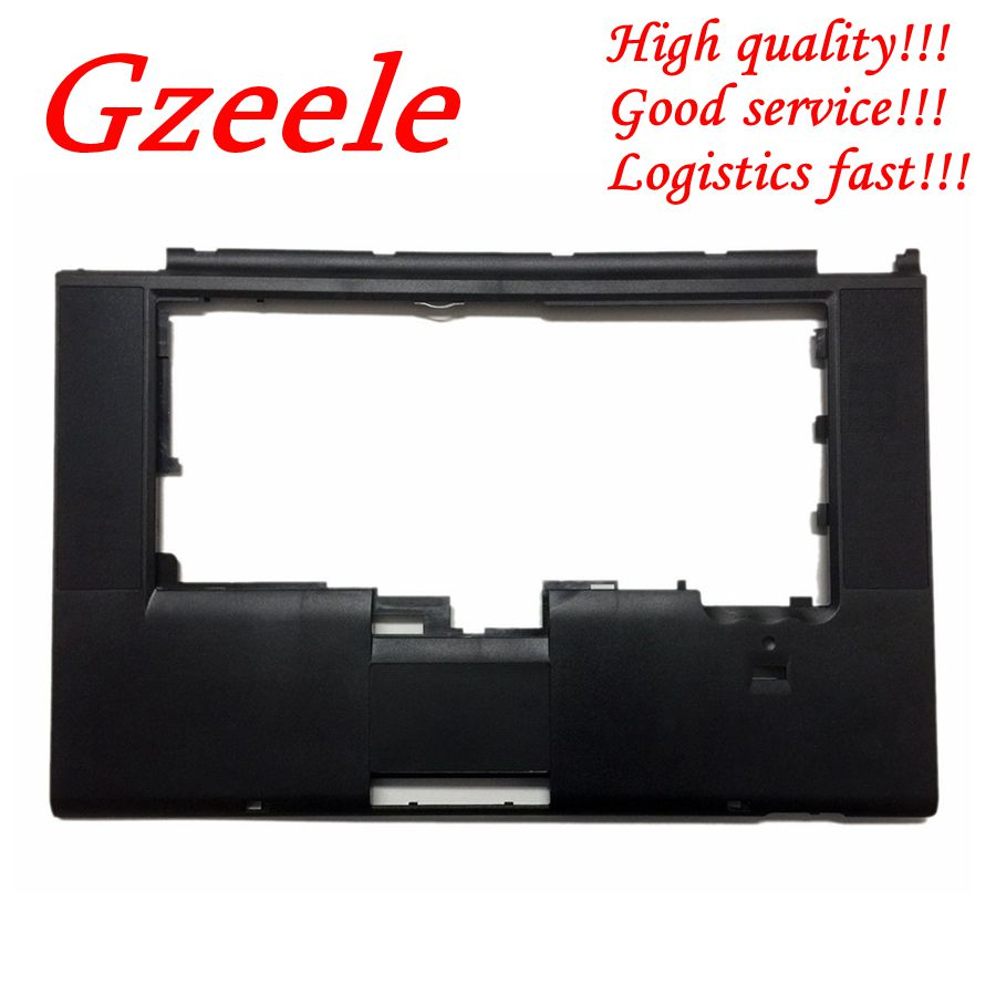 GZEELE new Palmrest Fingerprint For Lenovo for Thinkpad T520 T520I W520 Series Palmrest Upper Case With Fingerprint Hole cover image