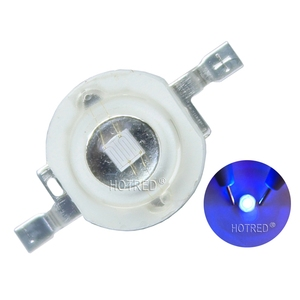 Image 2 - 3W 10W 20W 30W 50W 100W גבוהה כוח UV סגול LED 365nm 370Nm אולטרה סגול נורות מנורת 45mil שבבי אור חרוזים דיודה עבור DIY