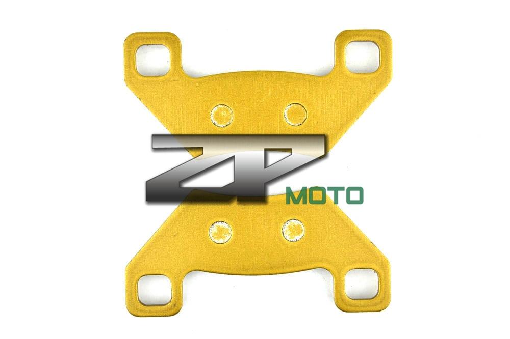 Front Rear Brake Pads For Arctic Cat Mudpro 1000i LTD 2012 2013 1000 XT 2013