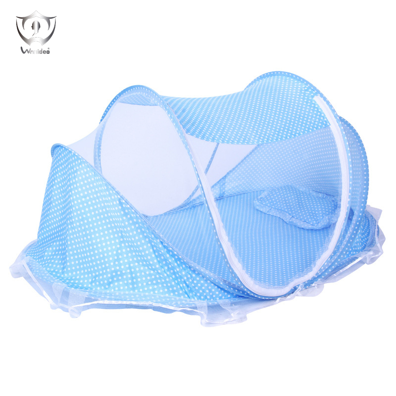 Baby Travel Bed Portable Folding Baby Crib Mosquito Net Portable Cots Foldable Tent