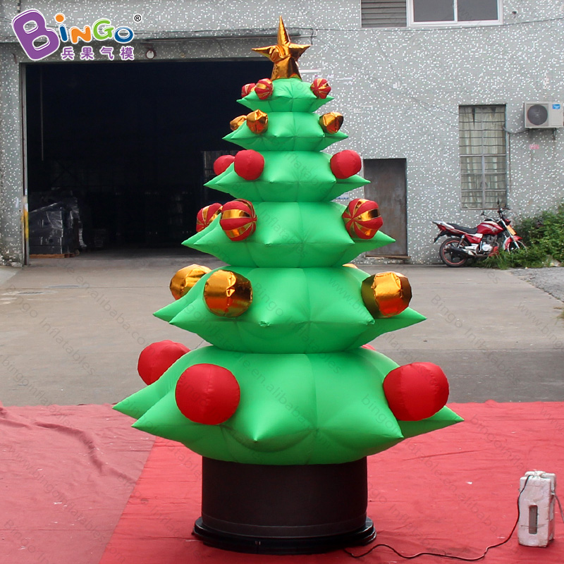 2.2m Tall Christmas Inflatable Tree, Small Inflatable Tree Indoor, Christmas Decorating for Xmas Outdoor Used manitobah унты tall gatherer mukluk мужские черный