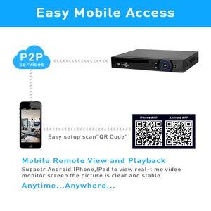 Image 2 - Hiseeu H.265 2HDD 32CH CCTV NVR 960P 1080P 3M 5M DVR 네트워크 비디오 레코더 Onvif 2.0 IP 카메라 2 SATA XMEYE P2P 클라우드