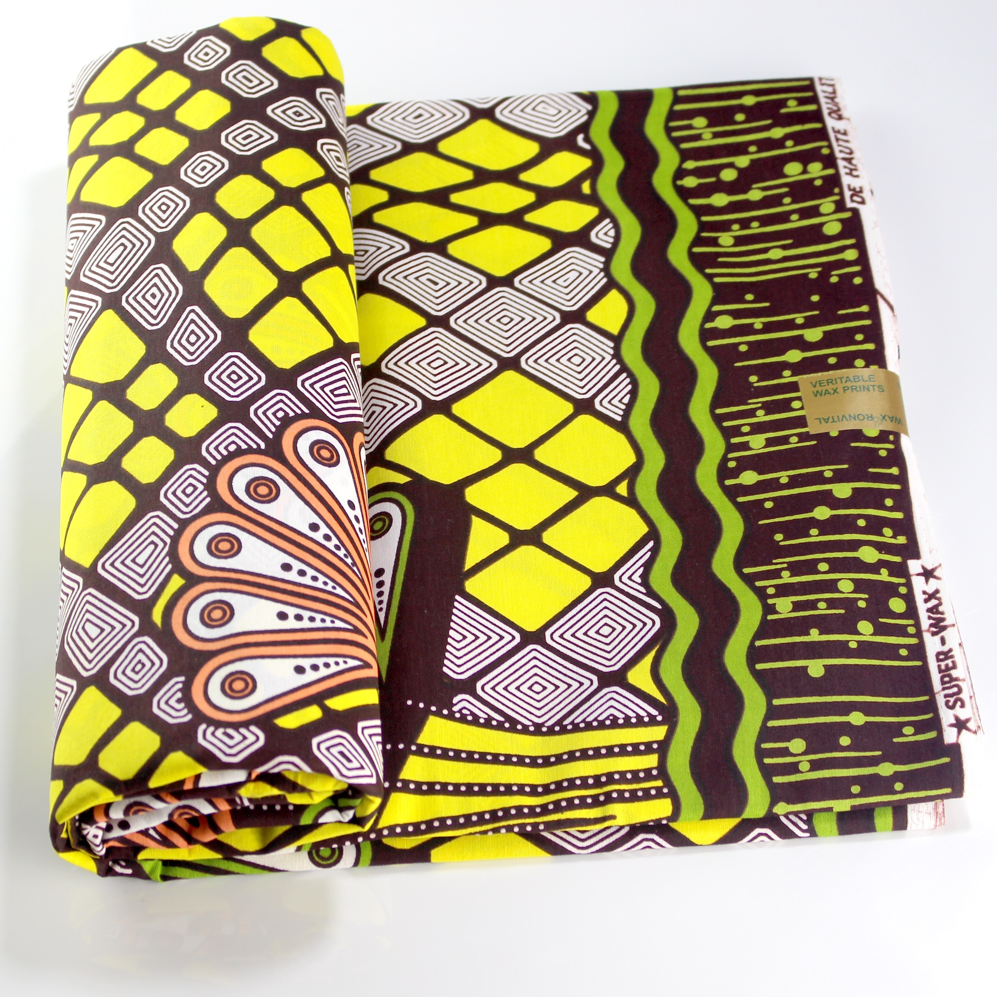 Fashion DIY Popular Wax fabric Top Quality Vintage wax cloth African Wax Prints Fabric 6yards lot