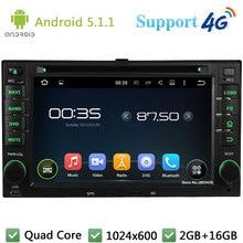5.1.1 Quad Core Android Reproductor de DVD Del Coche de Radio DAB + 4G WIFI Mapa DEL GPS Para Kia Cerato Spectra Sorento Picanto CEED Carnaval Mañana