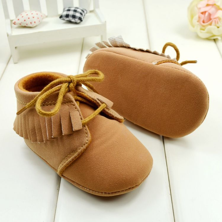 Warm Spring Style Princess Girl Boy Toddler Shoes Cotton Single Baby Shoes