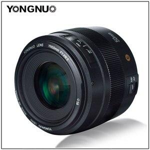 Image 3 - YONGNUO YN50MM 50MM F1.4N F1.4 E Standard Prime Lens AF/MF for Nikon D7500 D7200 D7100 D7000 D5600 D5500 D5300 D5200 D5100