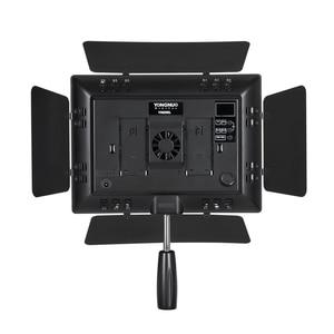 Image 4 - 永諾 YN600L YN600 600 Led ライトパネル 5500 18K Led 写真ライトビデオライトカメラとワイヤレス 2.4 グラムリモート APP リモート