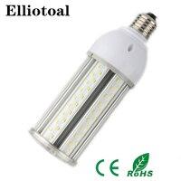 Высокое качество E27 E40 СВЕТОДИОДНЫЕ лампочки кукурузы 12 Вт 16 Вт 20 Вт 24 Вт SMD2835 полюс уличного света led лампы led открытый лампы сад AC85-265V