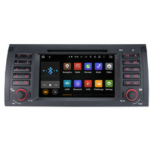 Android 5.1 Car Dash DVD Player GPS Navi 3G WIFI Quad Core / DVR / OBD / 1024×600 / Head Unit for BMW E39 E53 5 Series X5 96-03