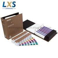 4 книги/комплект TPG модные домашние интерьеры цвет книга Specifier & PANTONE цветовой эталон FHIP230N