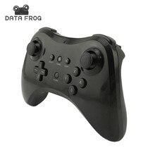 Классический Двойной Аналоговый Bluetooth Геймпад Беспроводной Пульт дистанционного управления USB U Pro Регулятор Игры для Nintendo Wii Wu Белый Черный
