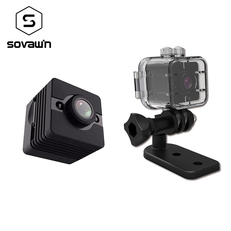 SQ11 Update SQ12 Mini Camera Camcorders CMOS SQ12 mini Camera Night Vision 1080p HD Vide ...