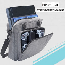 Yoteen Massenger çanta PS4/ince/Pro çantası koruyucu omuz seyahat saklama çantası için Sony konsolu PS4 Playstation4 aksesuarları