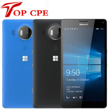 Original Unlocked nokia Microsoft Lumia 950 XL single Dual S