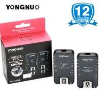 YONGNUO Wireless TTL Flash Trigger YN 622C II W YN622C TX High Speed Sync Transceiver For