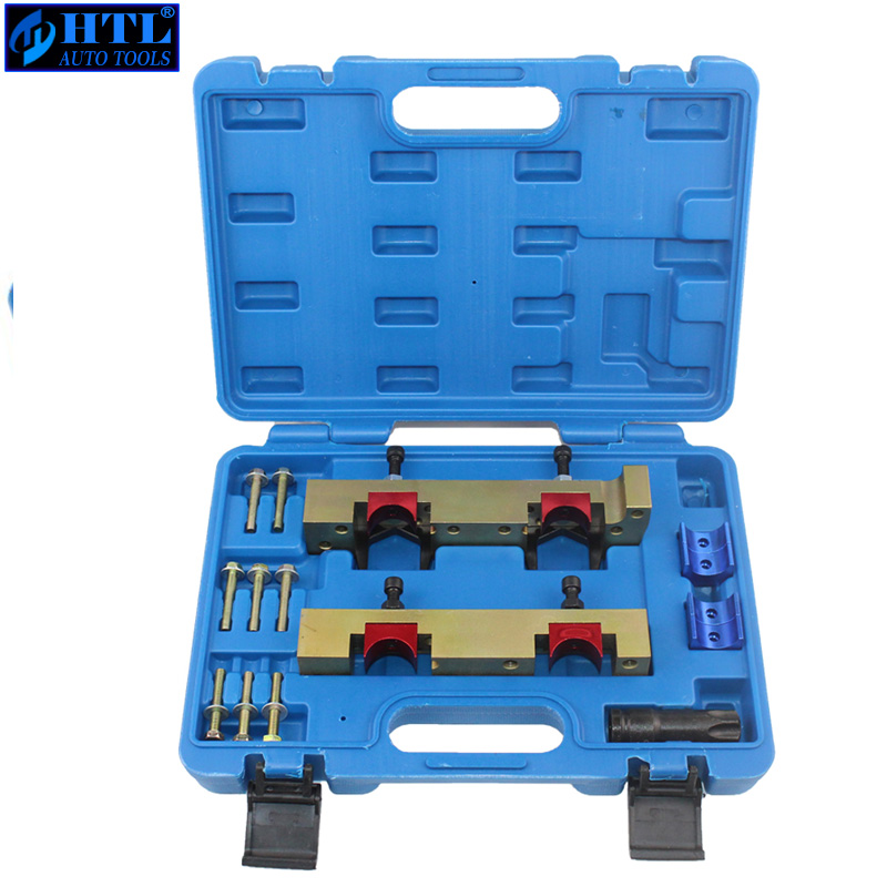 Engine Timing Tool Kit Camshaft Locking Tool Set For Mercedes A B C E Class M133 M270 M274 6pcs set vag timing toolkit for vw audi skoda 1 0 1 2 1 4 tsi tgi automotive engine timing camshaft car repair tool kit