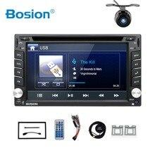 Dvd-плеер GPS Радио Bluetooth 2 din универсальный для X-TRAIL Qashqai X Trail Juke для NISSAN стерео Радио Bluetooth USB/SD